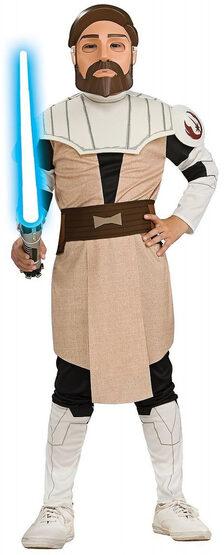 Star Wars Obi Wan Kenobi Kids Costume