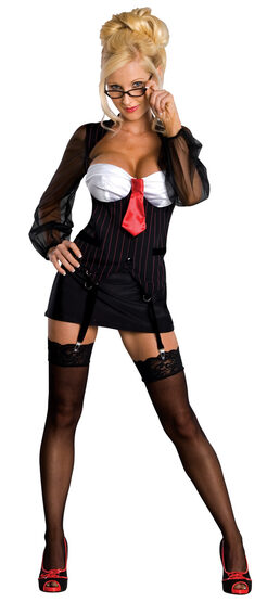 Sexy Overtime Costume