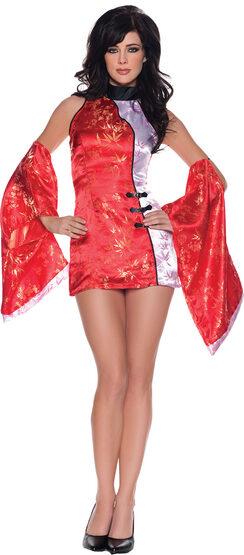 Japanese Empress Sexy Geisha Costume