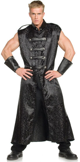 Adult Mens Gothic Anime Costume