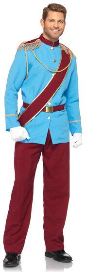 Prince Charming Adult Costume