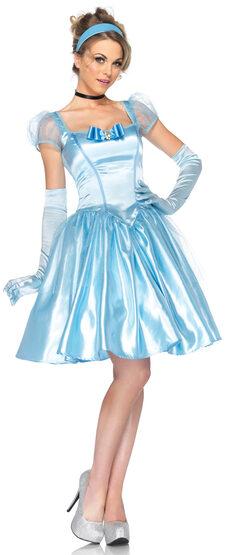 Classic Princess Cinderella Adult Costume