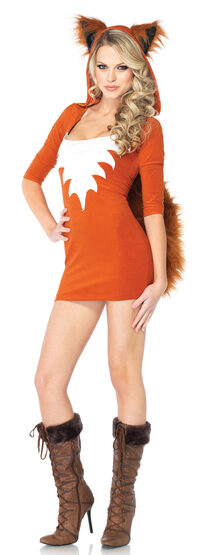Sexy Foxy Roxy Fox Costume