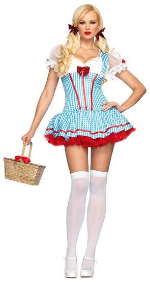 Diva Dororthy Sexy Fairytale Costume