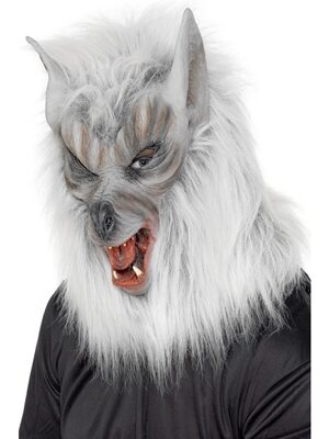 Scary Werewolf Mask
