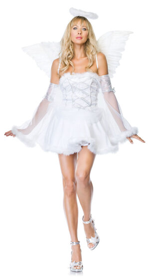 Sexy Heavenly Angel Costume