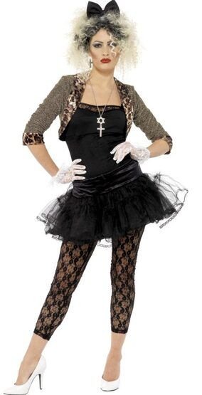 80s Wild Child Adult Costume