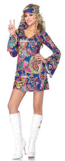 Sexy Harmony Hippie Costume