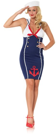 Ahoy There Hottie Sexy Sailor Costume