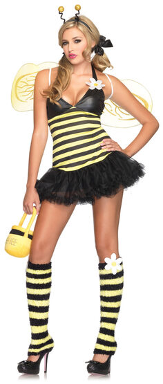 Sexy Daisy Bumble Bee Costume
