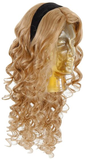 Adult Deluxe Alice in Wonderland Wig