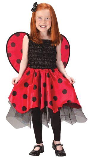 Kids Ladybug Toddler Costume
