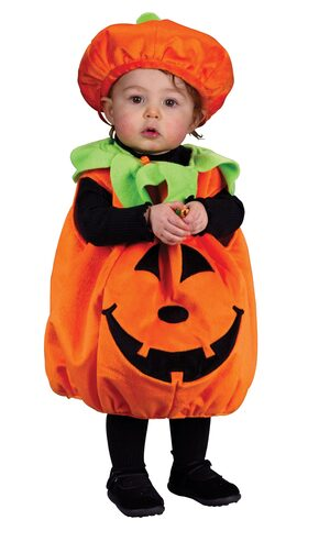 Baby Pumpkin Cutie Toddler Costume