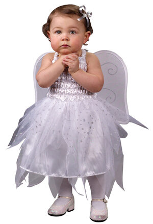 Baby Angel Toddler Costume