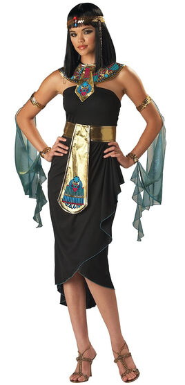 Womens Cleopatra Adult Costume