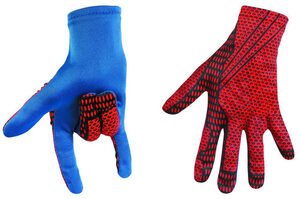Adult Amazing Spiderman Gloves
