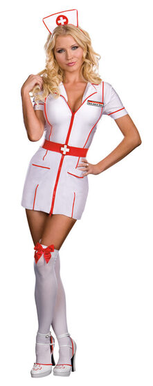 Juana B Betta Sexy Nurse Costume