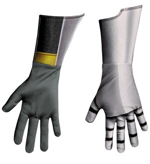 Robo Knight Megaforce Child Gloves