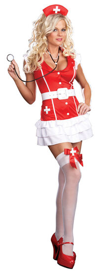 Vital Signs Sexy Nurse Costume