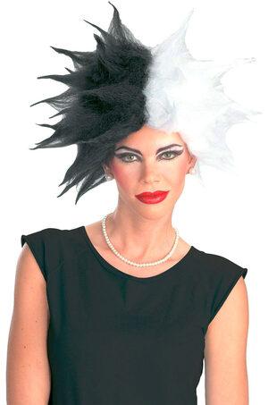 Cruella De Vil Deluxe Adult Wig