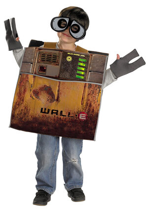Disney Wall-E Toddler Costume