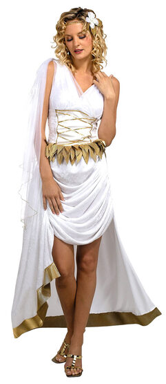 Venus Goddess of Beauty Adult Costume