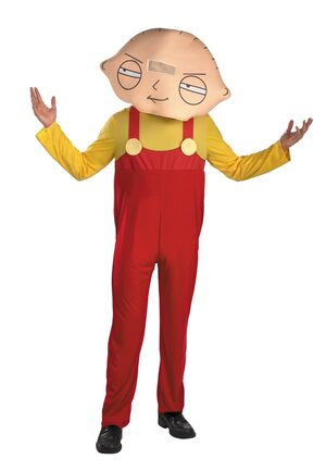 Stewie Adult Costume