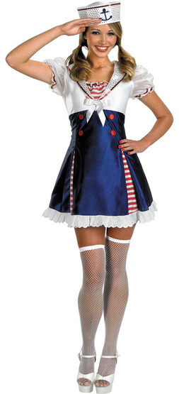 Ahoy Matey Sexy Sailor Costume