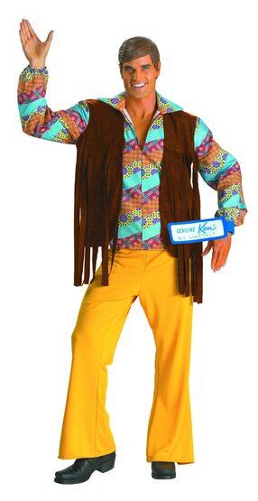 Deluxe 60s Ken Adult Costume