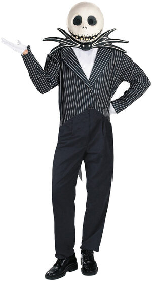 Jack Skellington Deluxe Adult Costume