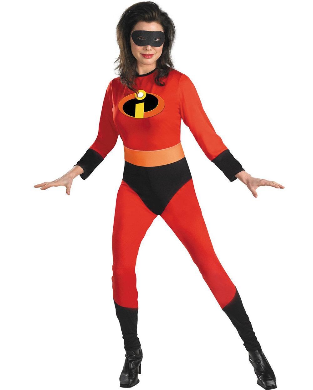 Mrs Incredible Adult Disney Costume  sc 1 st  Mr. Costumes & Mrs Incredible Adult Disney Costume - Mr. Costumes
