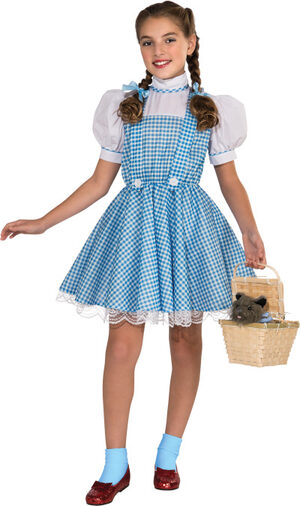 Deluxe Dorothy Wizard of Oz Kids Costume