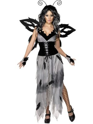 Gothic Manner Sinister Fairy Adult Costume