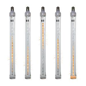 T8 Amber Grand Cascade LED Light Tubes