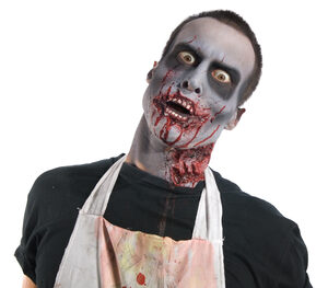 Full Zombie Makeup Kit