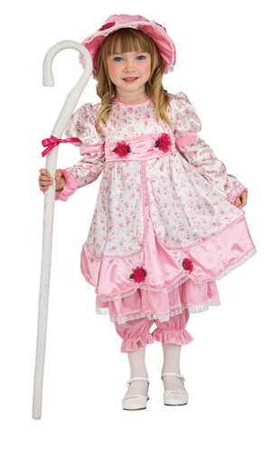 Kids Little Bo Peep Girls Costume