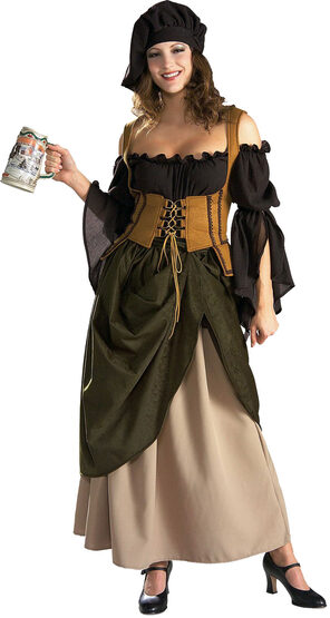 Grand Heritage Tavern Wench Adult Costume