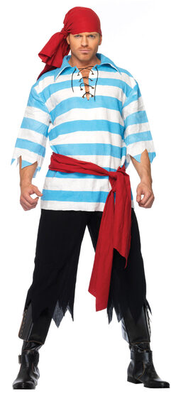 Pillaging Pirate Adult Costume