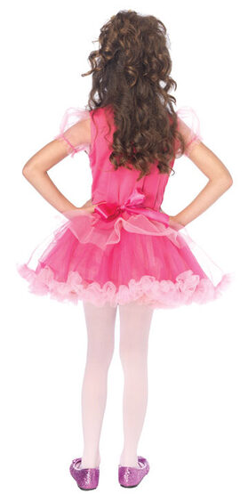 Pretty Pink Princess Kids Costume