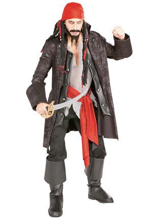 Captain Cutthroat Adult Pirate Costume