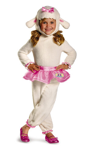 Disney Little Lambie Kids Costume