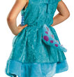 Girls Sulley Monster Toddler Kids Costume