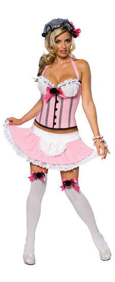 Lil Miss Tuffet Sexy Costume