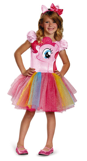My Little Pony Pinkie Pie Tutu Kids Costume