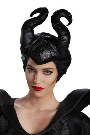Disney Evil Maleficent Horns
