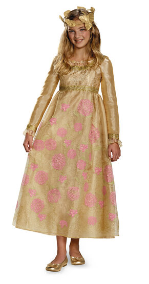 Prestige Princess Aurora Coronation Kids Costume