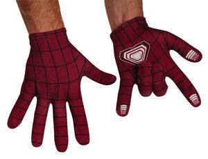 Spiderman Adult Gloves