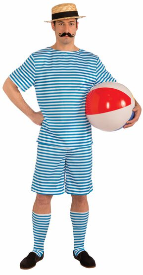 Beachside Clyde 20s Adult Costume
