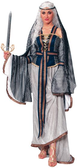Lady of the Lake Medieval Adult Costume