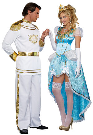 Fairytale Prince Charming Adult Costume